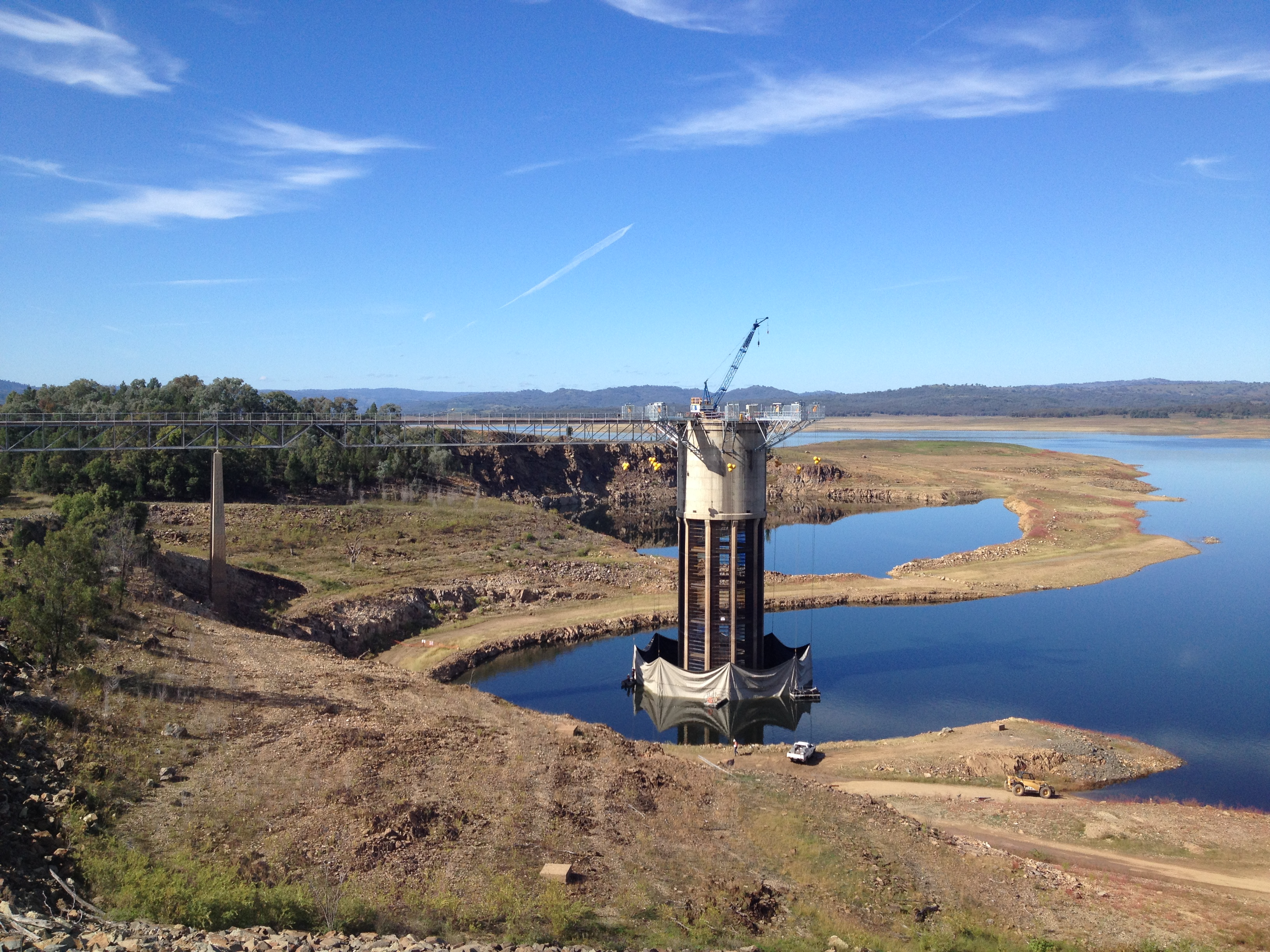 Burrendong Dam Project