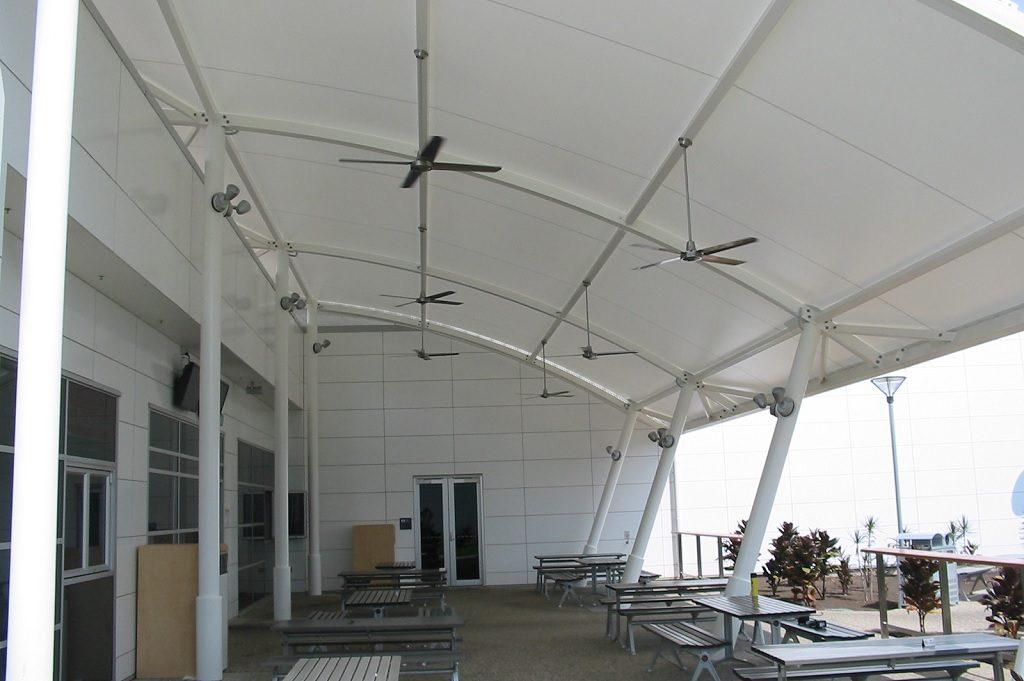 Cairns Airport Beer Garden